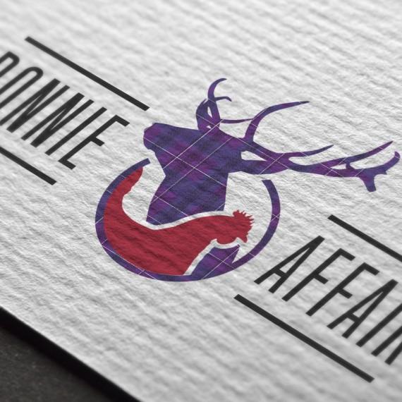 Bonnie Affair Logo